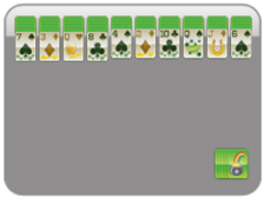 St Patrick S Day Spider Solitaire 4 Suit